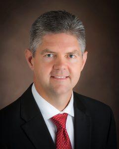 Garth Rosenkrance, Adopt-A-Family Board Chairman.